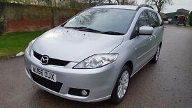 Mazda5 1.8 TS2 5dr£1,790 7 SEATS..EXCELLENT DRIVE 2006 (56 reg), MPV