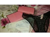 2 of pairs panties Victoria Secret!