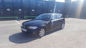 2005 BMW 1 SERIES 2.0 118d SE 5dr Black