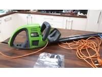 Electric hedge trimmer - FREE
