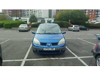 Renault scenic Dynamique DCI100 1.5 DIESEL MANUAL