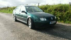 Vw bora, 2001 new mot 1.9tdi 180bhp