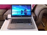 Laptop Hp Elitebook 8470p I5 Third Generation Quad Core CPU Immacculate