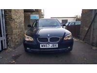 Excellent Condition 2007 BMW 5 Series For Sale £4400