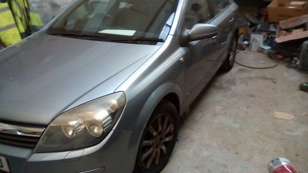Vauxhall astra wing mirror electric in page transmission working order