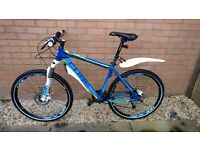 "18"" CUBE Analog Disc Mountain Bike (Hardtail, 2012 Spec)"