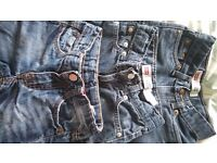 Levis jeans and shirts for boys