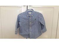 Baby boy ralph lauren shirt