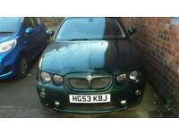 Automatic MG ZT 2.0 Diesel
