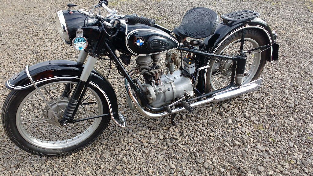 classic bmw motorcycle for sale in wick highland gumtree. Black Bedroom Furniture Sets. Home Design Ideas