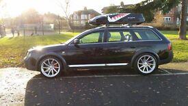 Audi a6 allroad 2.5 tdi v6 remapped/swap