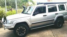2006 Jeep Commander Wagon Balmoral Brisbane South East Preview