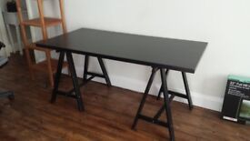 Beautiful Ikea desk + desk chair