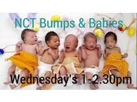 Bumps & Babies group - For pregnant mums and parents with babies up to 12 months