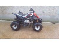 Kazuma Falcon 90cc childrens ATV off road QUAD