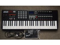 Akai MPK61 MIDI Keyboard