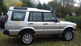Land Rover Discovery Td5 Automatic