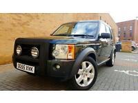 ((Land Rover DISCOVERY 3 SATNAV 2.7 TDV6 HSE AUTO FULL SERVICE HISTORY P/X💯
