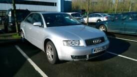 Audi A4 2004 Saloon, 1.9 TDi, 130hp, CVT, 12 Months Mot