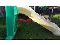 Little Tikes well loved slide