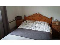 Fully furnished, one bedroom, ground floor flat for rent, Dykemuir Quadrant, Springburn.