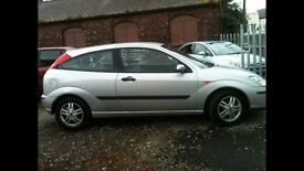 Ford focus elle 2003 (with leather seats, A/C, etc)