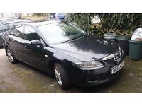 Mazda 6 2.0 petrol 2005 - spares or repair