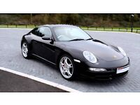 WANTED - PORSCHE 911 997 AUTO (Tiptronic) BOSE SUNROOF 2005+