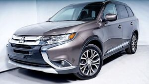 2017 MITSUBISHI OUTLANDER AWD ES EDITION TOURING TOIT OUVRANT BL