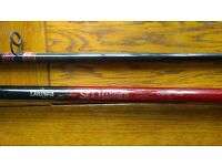 Daiwa Carbon Sea Harrier 2 piece 12'