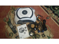 projector optima dv10 dvd video tv box game projector in excellent condition L@@K!!