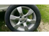 Peugeot 16inch alloys