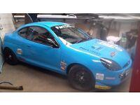Puma race car