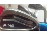 Ping G25 Golf Clubs with New Golf Bag