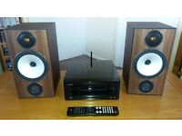 Denon Hifi/Stereo & Speakers with Internet Radio (Polish, Arabic etc stations)