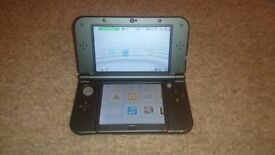 Boxed Nintendo 3DS XL (Latest Model) + Charger + Extended Breakdown Care
