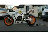 Cbr1000rr race/track bike (zx10r zx6r ducati Honda yamaha kawasaki triumph 675r r6 s1000rr r1)
