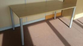 10 x great quality desk tables on a January sale just £25 each