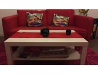White coffee table - sale