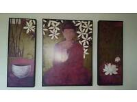 Set of 3 pictures