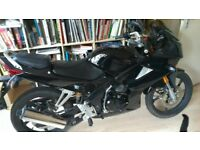 Skyjet 125cc Motorcycle with MOT and logbook