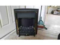 Fake Fire Electric Heater