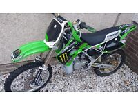 Kawasaki KX 85 good condition