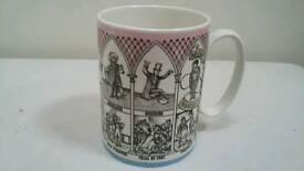 Wedgwood Gilbert and Sullivan mug