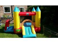 Toddler/pre school bouncy castle for hire