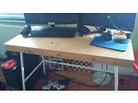 Half price Ikea Lillasen desk
