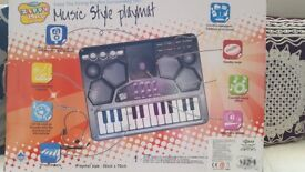 Music play mat
