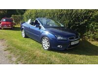 2008 (58) Ford Focus 2.0 TDCi CC-3 Cabriolet 2dr £2995