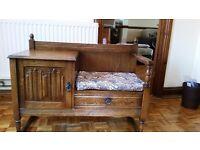 Telephone table /seat