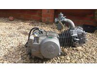 pit bike WPB yx140 engine ( repost)